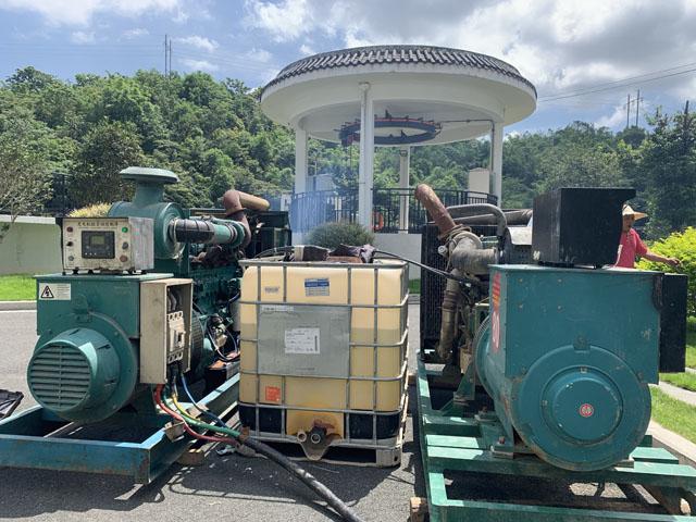 龙岩污水处理厂保供电